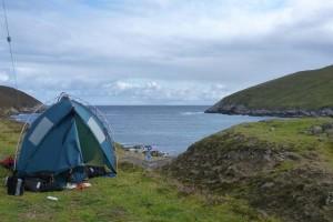 Portacloy Campsite