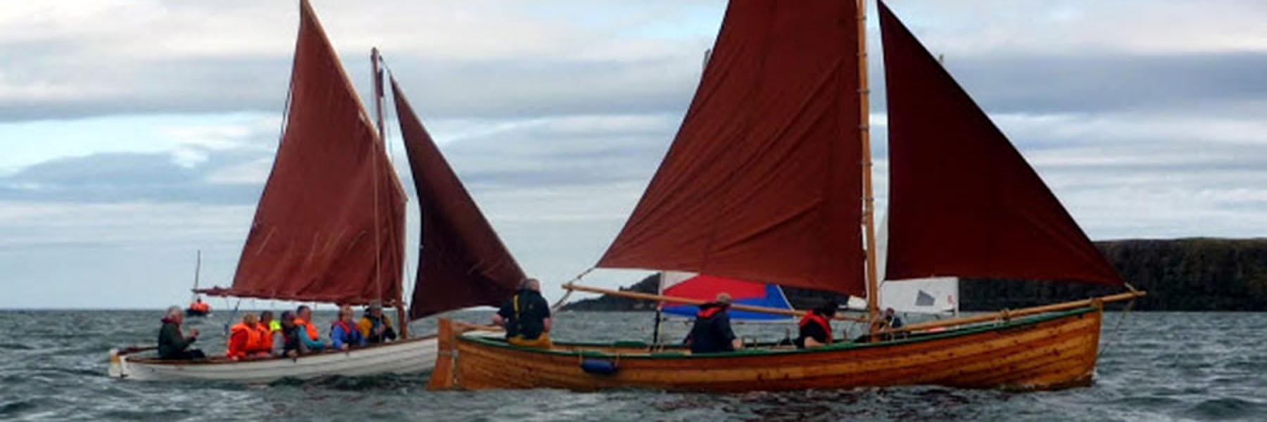 Dontheim Sailing