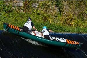 Liffey Weir sideways