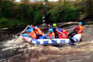 CCKA raft race